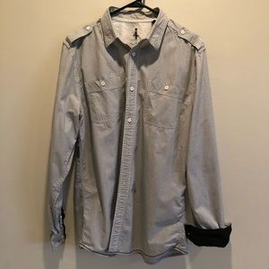Other - Men's buttoned down shirt